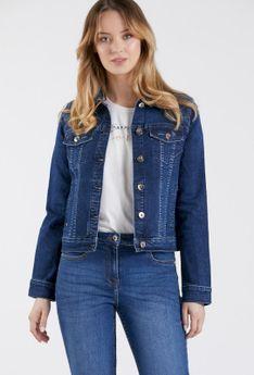 Klasyczna jeansowa kurtka