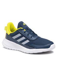 adidas Buty Tensaur Run K FY7286 Granatowy