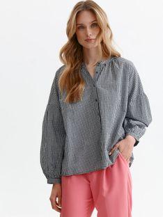Koszula bawełniana w kratę