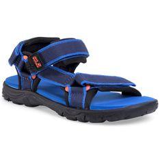 Sandały JACK WOLFSKIN - Seven Seas 3 K 4040061 Blue/Orange