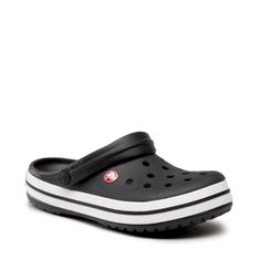 Klapki CROCS - Crocband 11016 Black