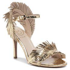 Sandały BALDOWSKI - D02417-3436-016 Coco Gold