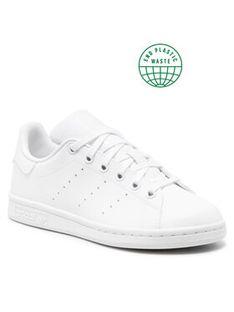 adidas Buty Stan Smith J FX7520 Biały