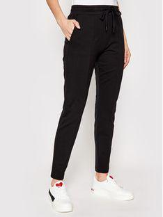 LOVE MOSCHINO Spodnie dresowe W151303E 2180 Czarny Regular Fit