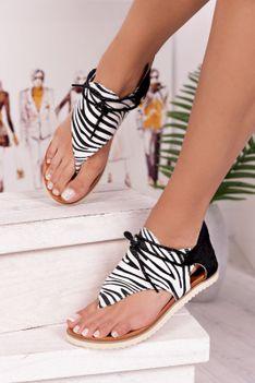 Sandały damskie ZIELA