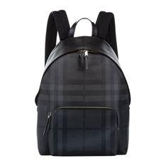 Tonal Check Abbeydale Backpack