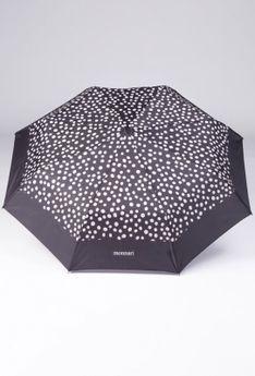 Parasolka z nieregularnym wzorem