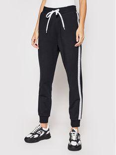Ice Play Spodnie dresowe 21EU2M0B131P451 Czarny Regular Fit