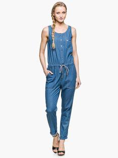 """Lee """"Jumpsuit"""" Delft Blue"""