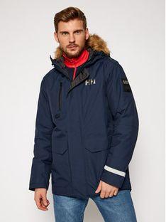 Helly Hansen Kurtka zimowa Svalbard 53150 Granatowy Regular Fit