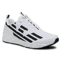 Sneakersy EA7 EMPORIO ARMANI - X8X033 XCC52 D611 White/Black