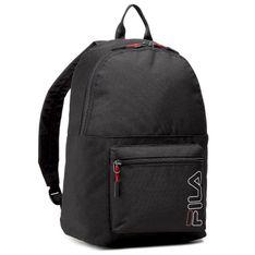 Plecak FILA - Backpack S'Cool 685162 Black 002