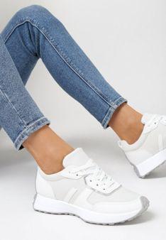 Białe Sneakersy Dorylopei