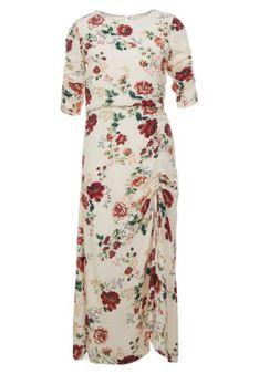 maje - Długa sukienka - biały