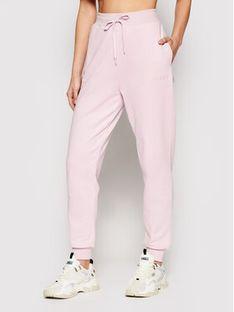 Guess Spodnie dresowe Alene O1GA04 K68I1 Różowy Regular Fit