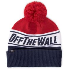 Czapka VANS - Off The Wall Po VN0A2YR7KY91  Blues/Chi