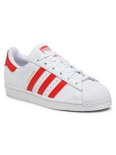 adidas Buty Superstar H68094 Biały