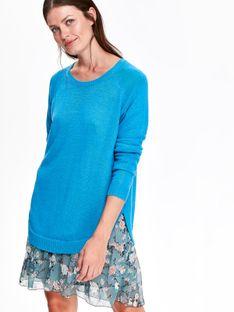 Sweter damski w modnym fasonie