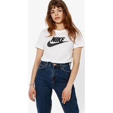 Bluzka sportowa Nike biała