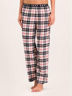 DKNY Spodnie piżamowe YI2719476 Kolorowy
