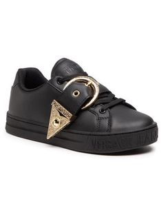 Versace Jeans Couture Sneakersy E0VWASK9 Czarny
