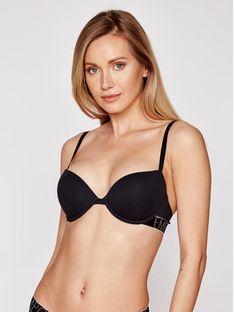 Emporio Armani Underwear Biustonosz push-up 164394 1P227 00020 Czarny