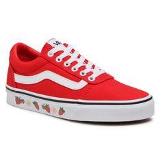 Vans WARD VN0A3IUN57Q Czerwony