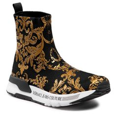 Sneakersy VERSACE JEANS COUTURE - E0VWASA4 71934 M27