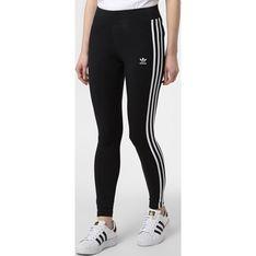Adidas Originals spodnie damskie sportowe