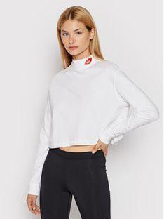 Nike Bluzka Sportswear DB9735 Biały Loose Fit