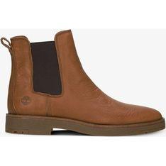 Buty zimowe męskie Timberland bez zapięcia