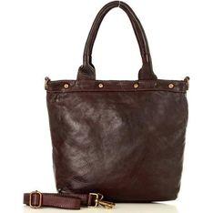 Merg shopper bag bez dodatków wakacyjna duża matowa