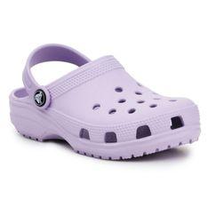 Klapki Crocs Classic Clog W 204536-530 fioletowe
