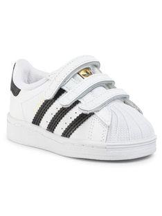 adidas Buty Superstar Cf I EF4842 Biały