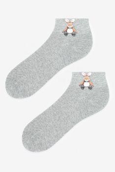 Niskie skarpetki damskie Cotton Bunny Walk Marilyn