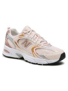 New Balance Sneakersy MR530EMC Beżowy