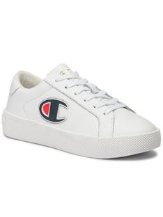 Champion Sneakersy Era Leather S10739-F19-WW001 Biały