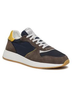 Crime London Sneakersy Extra Light Runner 11103PP3.40 Brązowy
