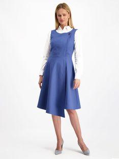 Sukienka z asymetrycznym dołem Lavard Woman 84976