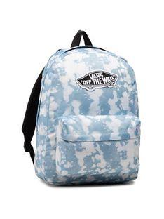 Vans Plecak Realm Backpack VN0A3UI6ZG81 Niebieski