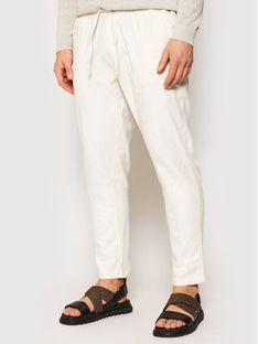 Jack&Jones Spodnie materiałowe Ace Breeze 12185887 Beżowy Regular Fit