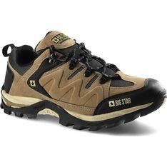 Buty trekkingowe męskie BIG STAR sportowe sznurowane
