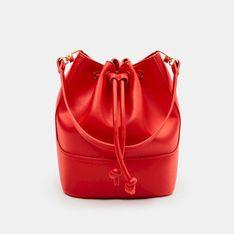 Mohito - Torebka typu worek - Czerwony