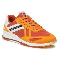 Sneakersy SCOTCH & SODA - Vivex 22837774 Orange Multi S498
