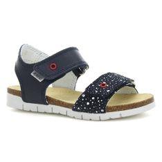 Sandały Bartek T-36183/05R, Dla Dziewcząt, Ocean