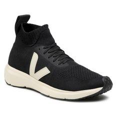 Sneakersy VEJA - Runner Style Mid V x Rick Owens OT102458B Black