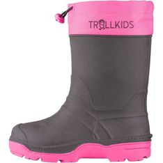 Trollkids buty zimowe dziecięce kozaki