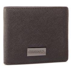 Duży Portfel Męski TRUSSARDI -  Wallet Credit Card 71W00137 B290