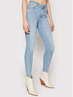 Levi's® Jeansy 721™ High Rise 18882-0332 Niebieski Skinny Fit
