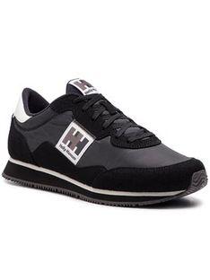 Helly Hansen Sneakersy Ripples Low-Cut Sneaker 114-81.990 Czarny